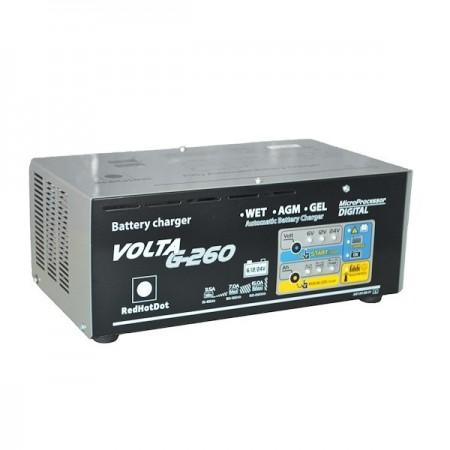 Зарядное микропроцессорное устройство VOLTA G-260