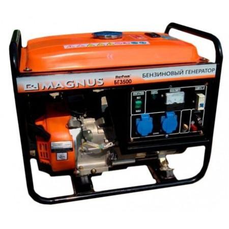 Генератор бензиновый Magnus БГ 6500У