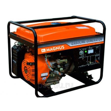 Бензиновый генератор MAGNUS БГ-5000Е