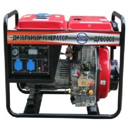 Генератор бензиновый MAGNUS БГ-6500Е3