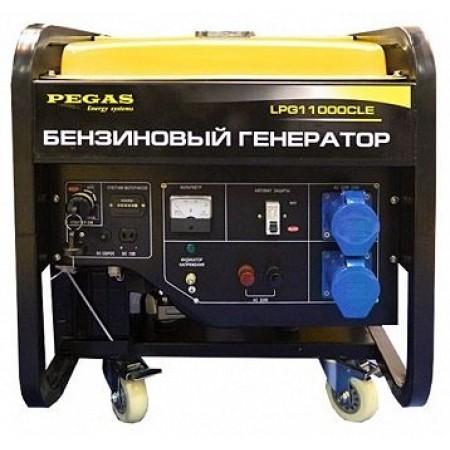 Бензогенератор Pegas LPG11000CLE-3
