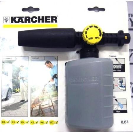 Пеногенератор на мойки  Karcher