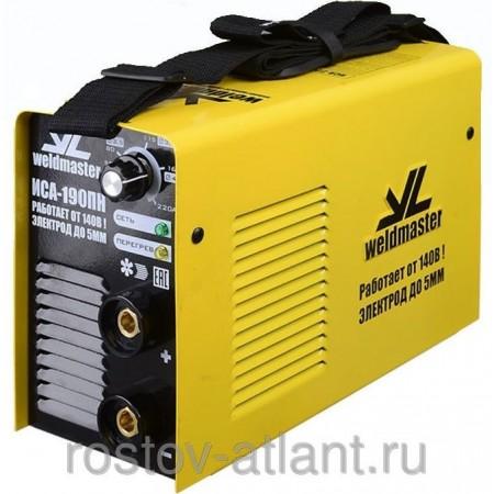 Сварочный инвертор ИСА-190ПН Weldmaster