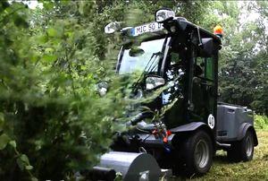 Трактор керхер
