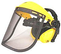 Защитная маска для тримера