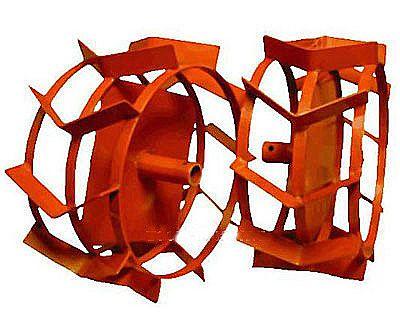 Железные колеса для мотокультиватора